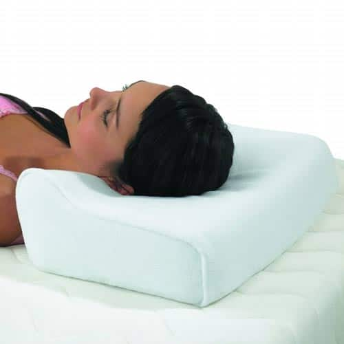 Orthopaedic Pillow remedy for snoring